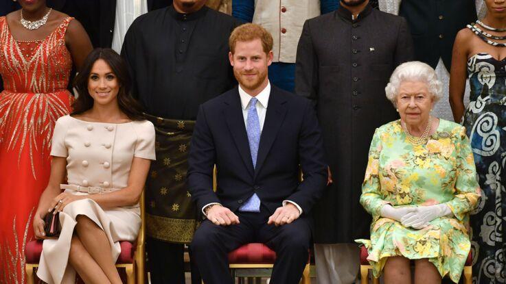 Meghan Markle enceinte : l'adorable réaction de la reine Élisabeth II
