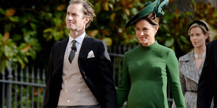 Pippa Middleton : la soeur de Kate Middleton a accouché d'un petit garçon