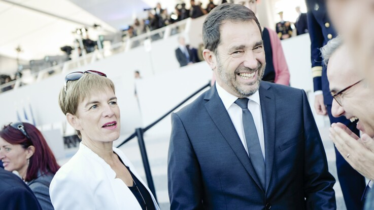 Christophe Castaner : qui est sa femme, Hélène Castaner ?