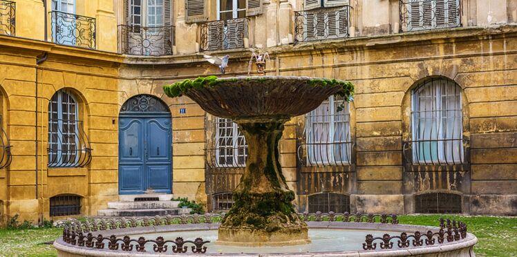 Visitez les endroits insolites d'Aix-en-Provence