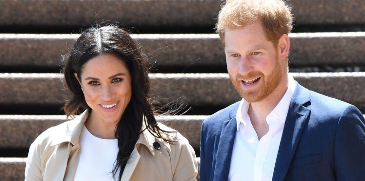 PHOTOS - Meghan Markle : son clin d'œil touchant à la princesse Diana, au lendemain de l'annonce de sa grossesse