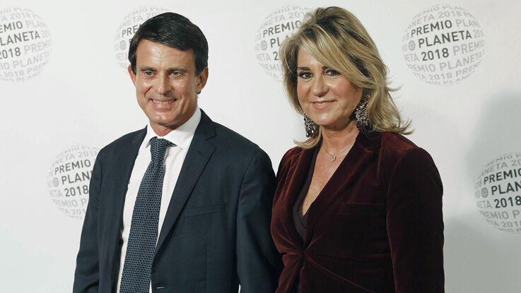 Manuel Valls : il officialise sa relation avec l'héritière catalane Susana Gallardo