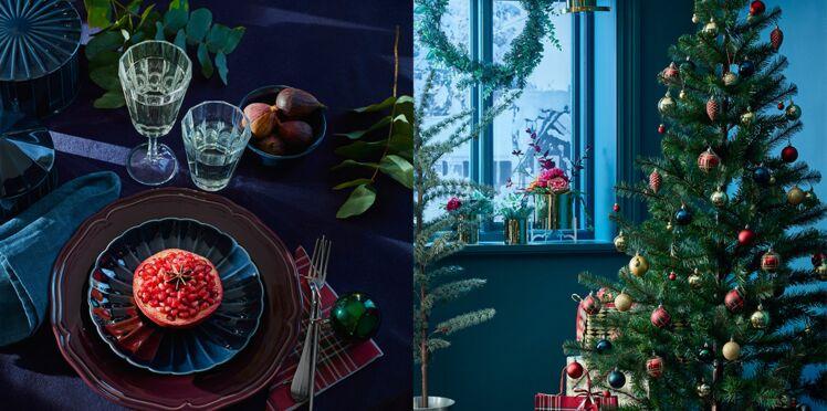 Ikea dévoile les premières photos de sa collection de Noël
