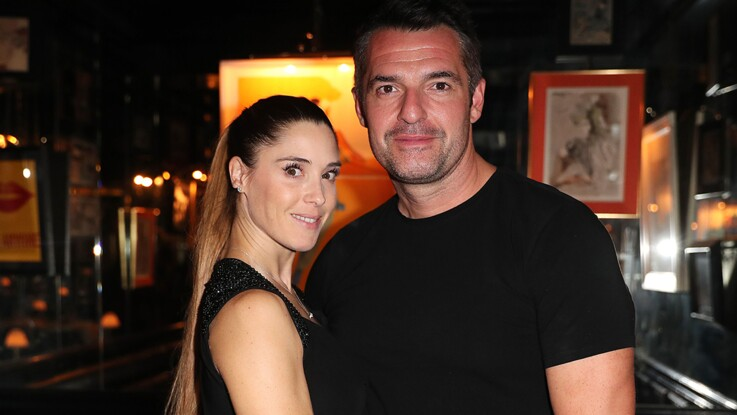 Photos - Arnaud Ducret présente sa nouvelle compagne, Claire Francisci, danseuse de pole dance