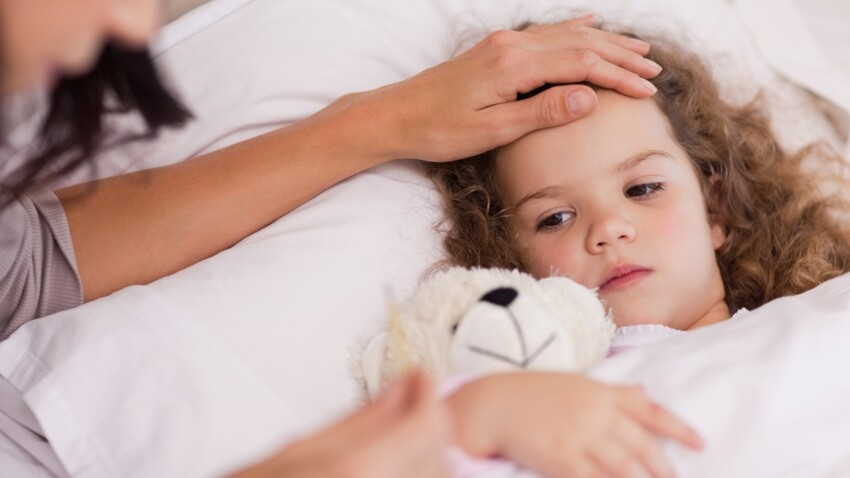 Appendicite chez l'enfant : 5 symptômes qui doivent alerter