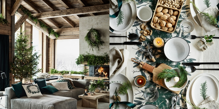 Déco de Noël : la collection H&M Home 2018 dévoilée