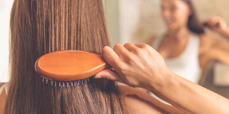 3 erreurs que l'on fait toutes quand on se brosse les cheveux