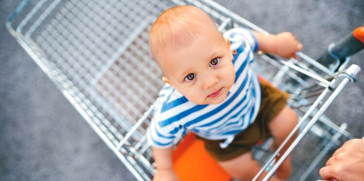 Nutrition infantile : un nouveau logo pour aider les parents à bien choisir l'alimentation de leur bébé