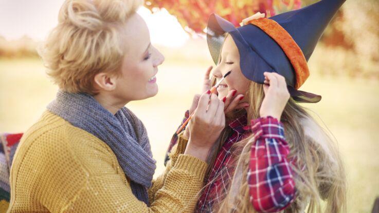 Halloween : un maquillage de sorcière facile à réaliser