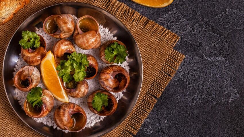Comment réussir la cuisson des escargots