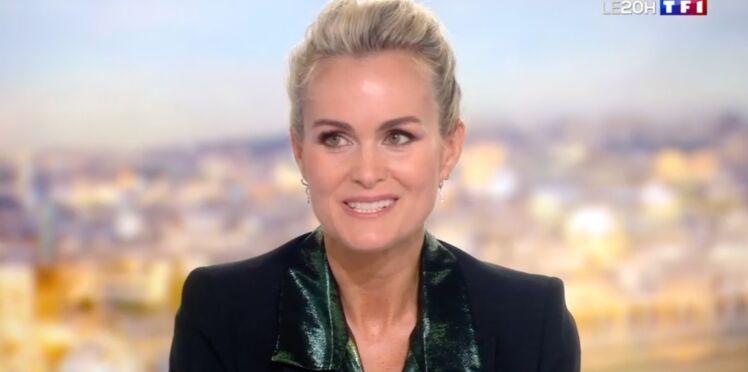 Laeticia Hallyday au JT de TF1 : les 5 points à retenir si vous avez raté sa première interview télévisée