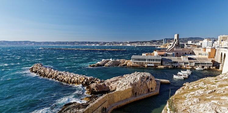 Marseille, le temps d'un week-end