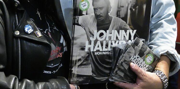 """""""Mon pays, c'est l'amour"""" : une pétition appelle au boycott du dernier album de Johnny"""