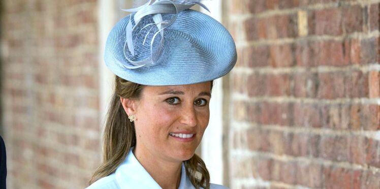 La mère de Pippa et Kate Middleton a finalement rendu visite pour la première fois à son petit-fils