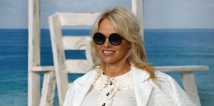 Pamela Anderson : Adil Rami lui fait une déclaration d'amour dans Danse Avec les stars