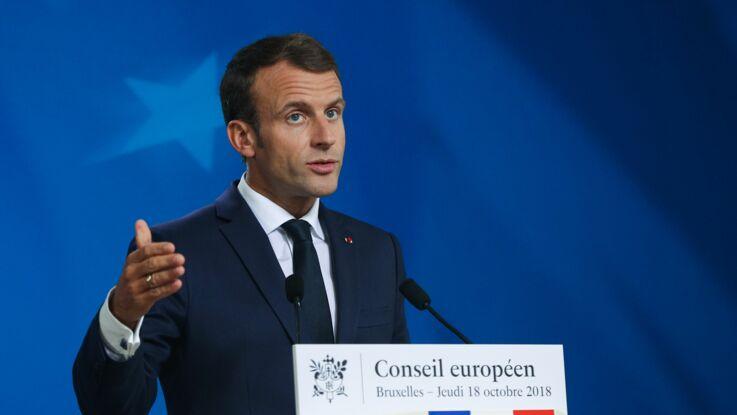 """Emmanuel Macron """"maigrit à vue d'oeil"""" : sa santé inquiète"""