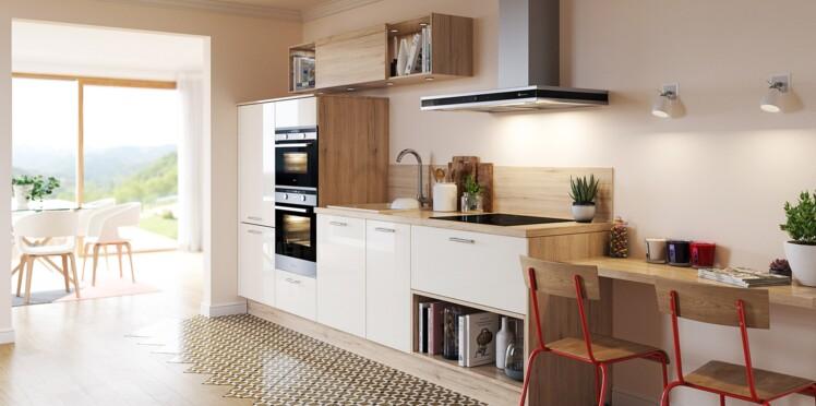 Agencement de cuisine : 10 conseils pour aménager un espace tout en longueur