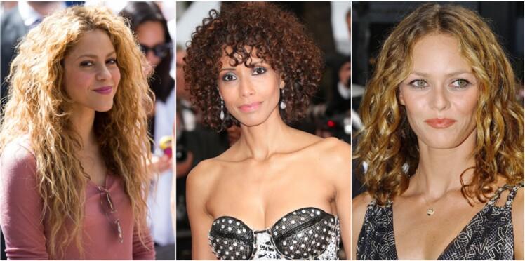 Stars : découvrez leurs cheveux au naturel