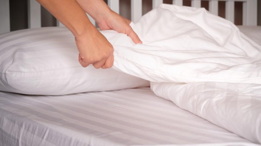 Pourquoi il ne faut pas faire son lit le matin