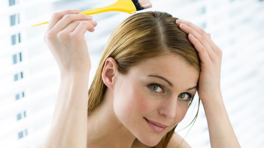 Coloration cheveux : 5 façons de la réussir à la maison