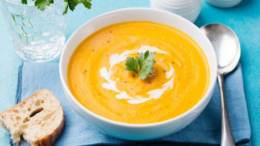 12 recettes de soupes minceur pour se réchauffer (sans grossir)