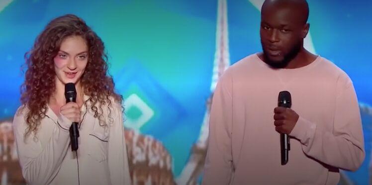Vidéo - La France a un incroyable talent: un couple danse contre les violences conjugales