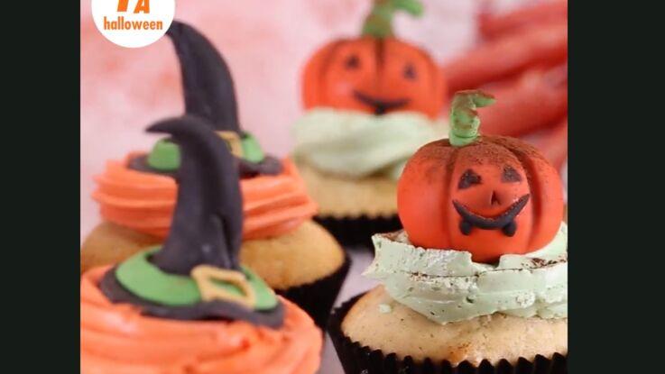 Cupcakes d'Halloween par Monsukré