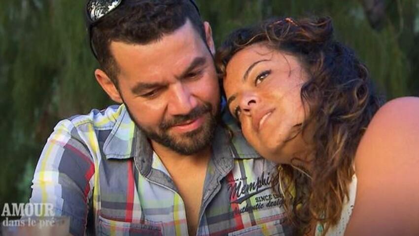 L'amour est dans le pré : Raoul rencontre les parents de Laetitia, premier bisou pour Aude, Eric en larmes