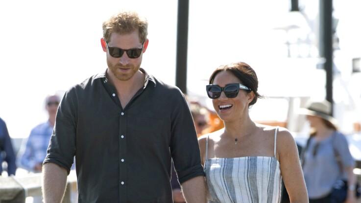 Meghan Markle enceinte : le prince Harry très prévenant envers son épouse