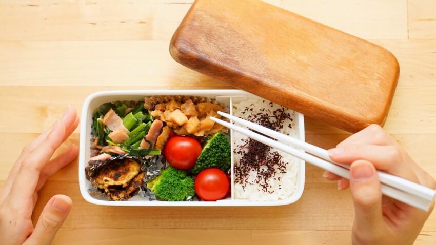 10 recettes de lunchbox light pour un déjeuner minceur