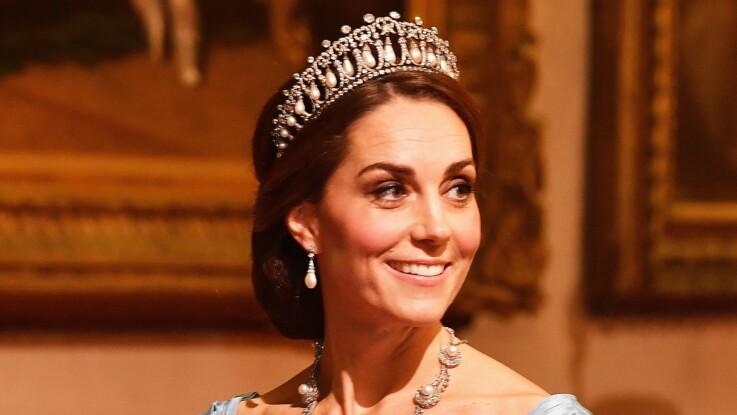 """Photos - Kate Middleton, """"fatiguée"""" et """"trop maigre""""? Le cliché qui inquiète les internautes"""