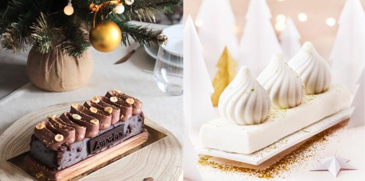 Notre sélection des bûches de Noël à acheter en 2018