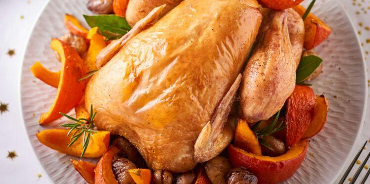 Grandes tablées : nos recettes de Noël pour 8 personnes