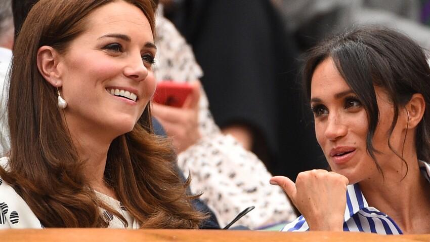 PHOTOS - Meghan Markle et Kate Middleton : elles craquent pour la même pièce mode ultra-tendance... (et on sait où la trouver !)
