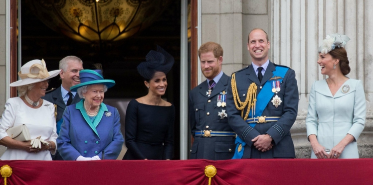Meghan Markle enceinte : le beau cadeau que la reine Elizabeth II a offert au prince Harry