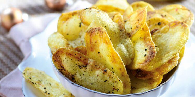 Chips de pommes de terre Gwennie®, sel aux truffes