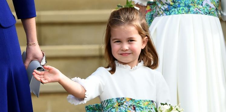 Photos – Le cliché qui montre la ressemblance frappante entre le prince William et sa fille Charlotte