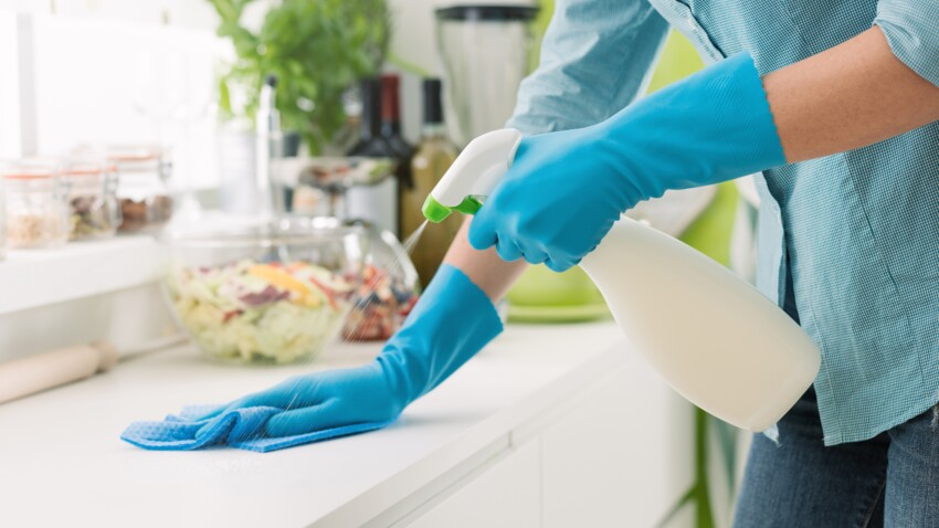 Lessive, liquide vaisselle, gel WC… 5 produits ménagers à faire soi-même
