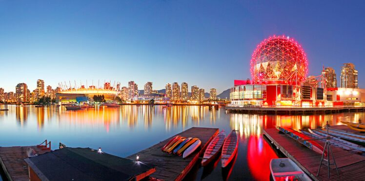 5 activités à faire à Vancouver