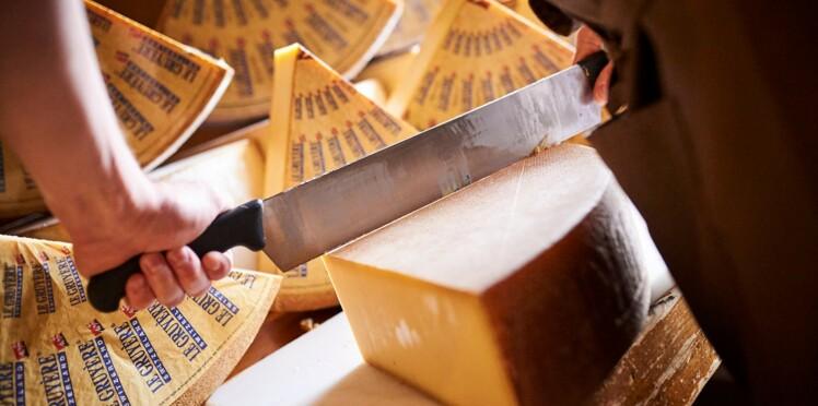 La Gruyère en a fait tout un fromage sous le sceau du secret