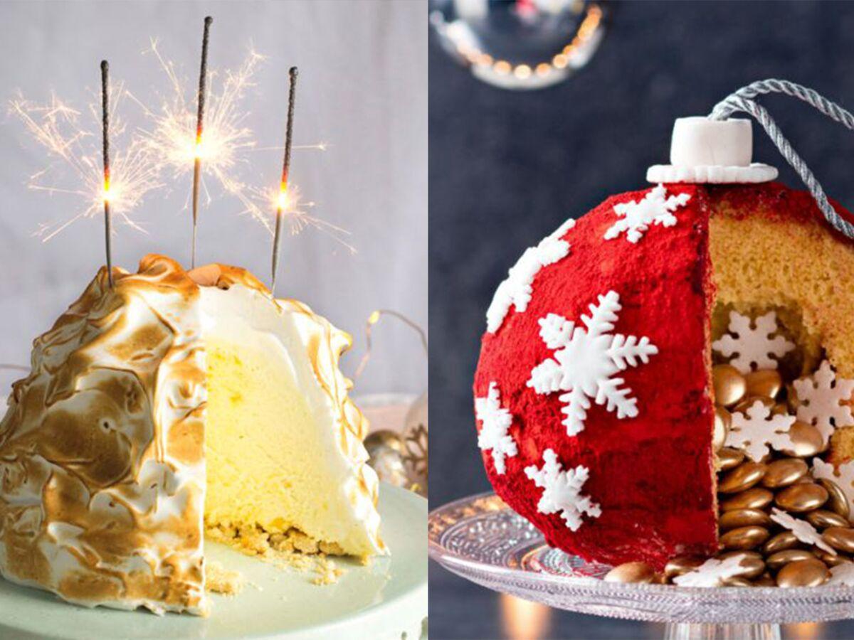 Desserts De Noel 20 Recettes Spectaculaires Femme Actuelle Le Mag