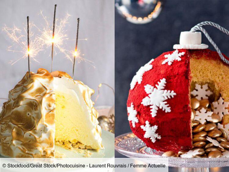 Desserts de Noël : 20 recettes spectaculaires : Femme Actuelle Le MAG