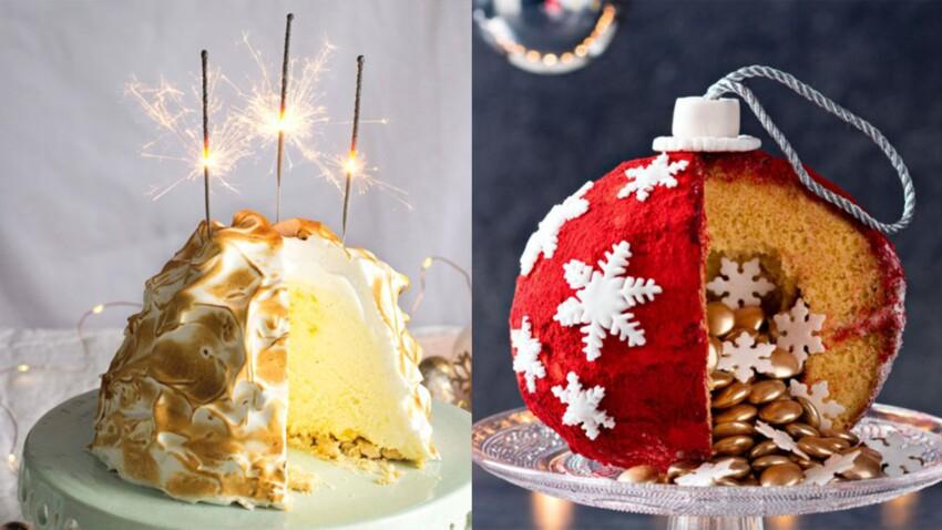 Desserts de Noël : 20 recettes spectaculaires