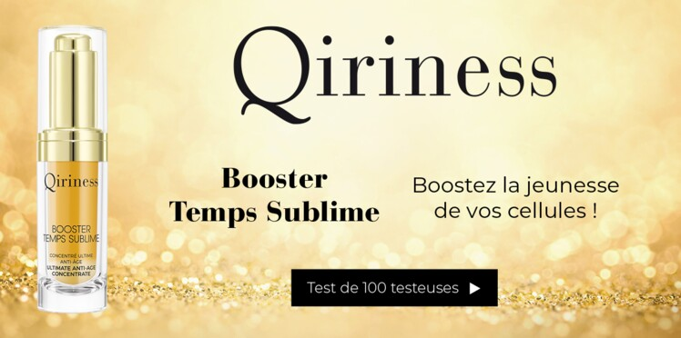 Testez en avant-première le Booster Temps Sublime de Qiriness