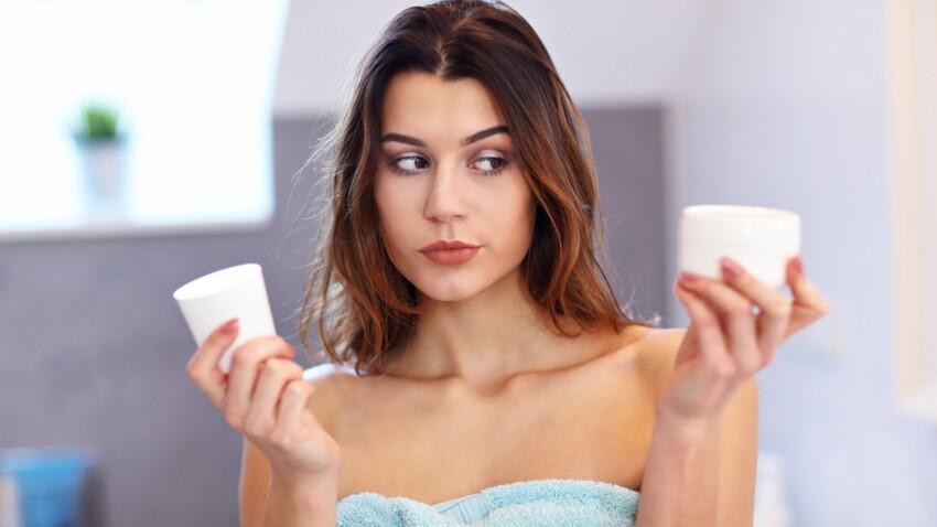 Peut-on utiliser ses soins corps sur le visage ?