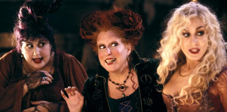 Pourquoi les sorcières sont-elles toujours associées à des chats et des balais ?