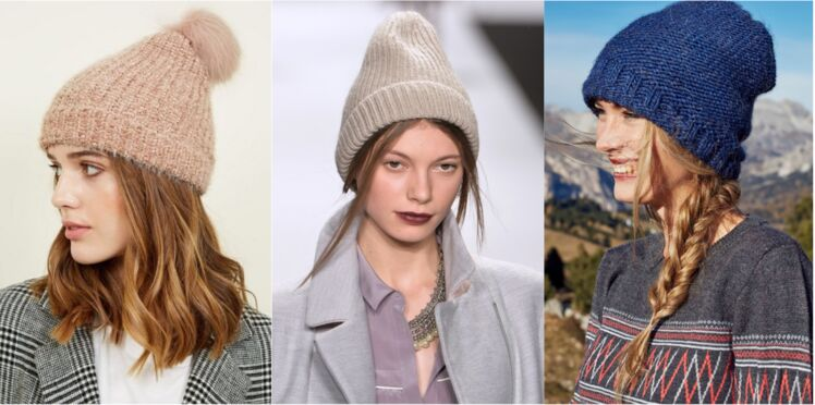 10 idées de coiffures avec un bonnet