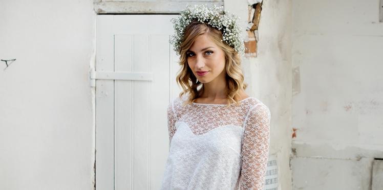 Robes de mariée Marie Laporte : la collection capsule de prêt-à-porter 2019