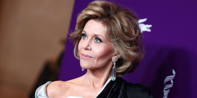 """Jane Fonda déclare son amour au cinéma français : """"Je suis arrivée vierge en France"""""""