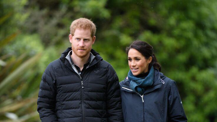 Meghan Markle enceinte : le clin d'oeil rigolo du prince Harry à son futur bébé